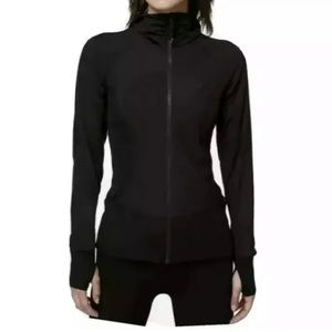 Lululemon in flux reversible hooded jacket